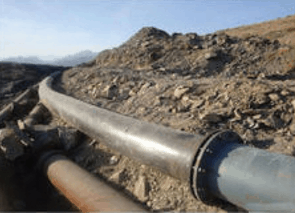 Pipe Line Corrosion protection